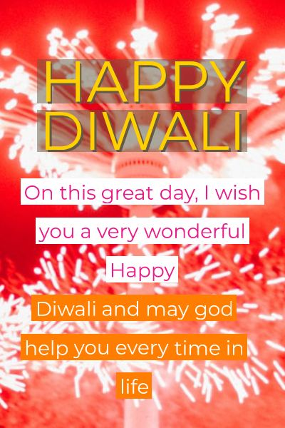 happy diwali wishes with pic
