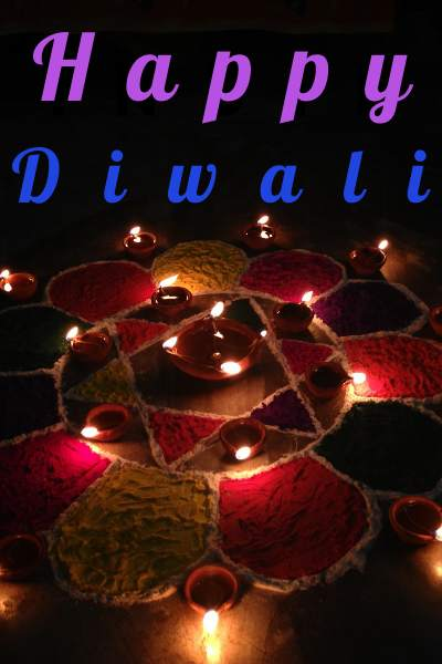 Diwali Diya Decoration Photos