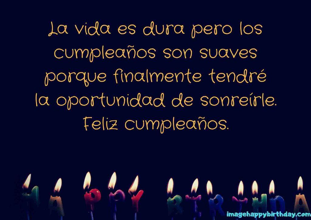 Deseos de cumpleaños en español