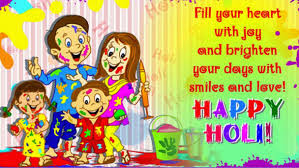 Happy Holi Messages and Wishes